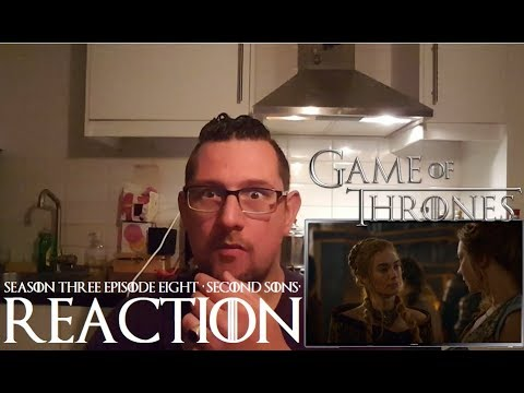 Game of Thrones 3x8 'Second Sons' REACTION CATCHING UP