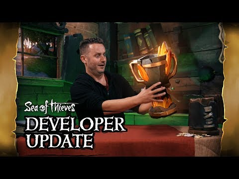 Official Sea of Thieves Developer Update: September 12th 2018