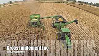 "Luke Bryan ""Harvest Time"" w/ 2013 Corn Harvest in Central IL, by www.crossimp.com"