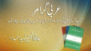 Arabic Grammar Class 38 (38 of 89) (۳۸عربی گرامر کلاس)