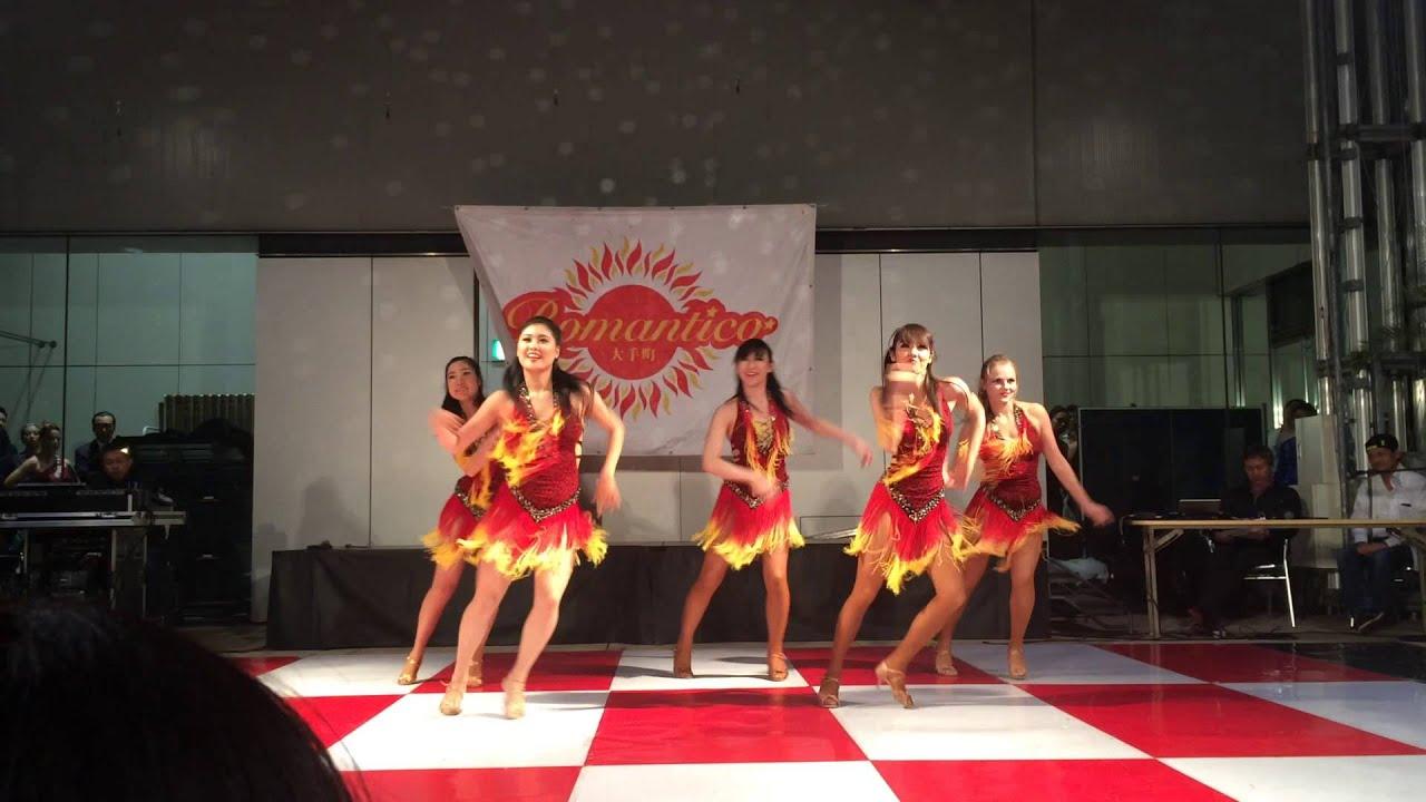 """大手町 DANCE WEEK 2015"""" カルロ..."""