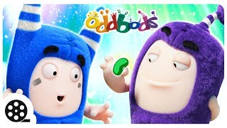 Oddbods | FULL Episodes | THE MAGICAL BEANS