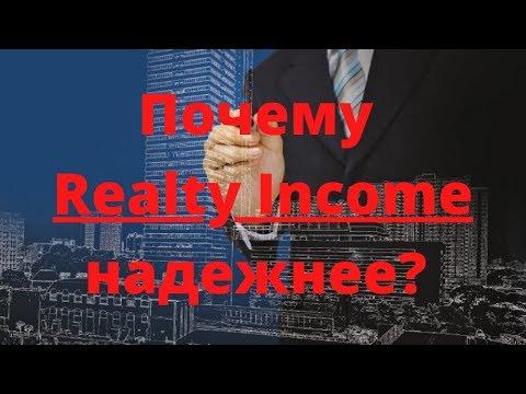 Почему Realty Income надежнее Simon Property Group?