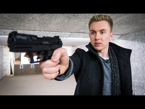 Brauche ich eine Waffe zur Selbstverteidigung?