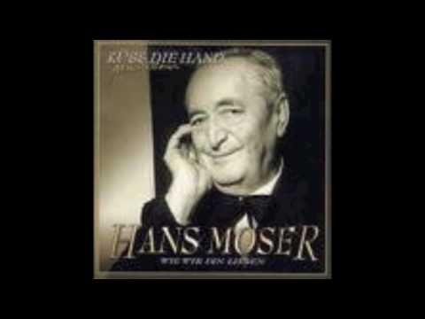 Hans Moser - I kann mein Schlüsselloch net finden