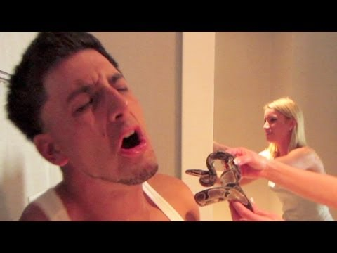 SNAKE REVENGE PRANK from YouTube · Duration:  3 minutes 40 seconds