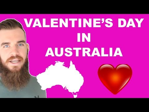 Valentine's Day in Australia