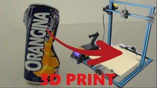 4 idées pour recycler vos canettes avec l'impression 3D