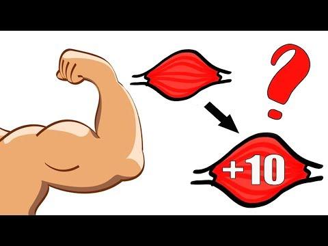 Как набрать 10 кг.  за 1 месяц