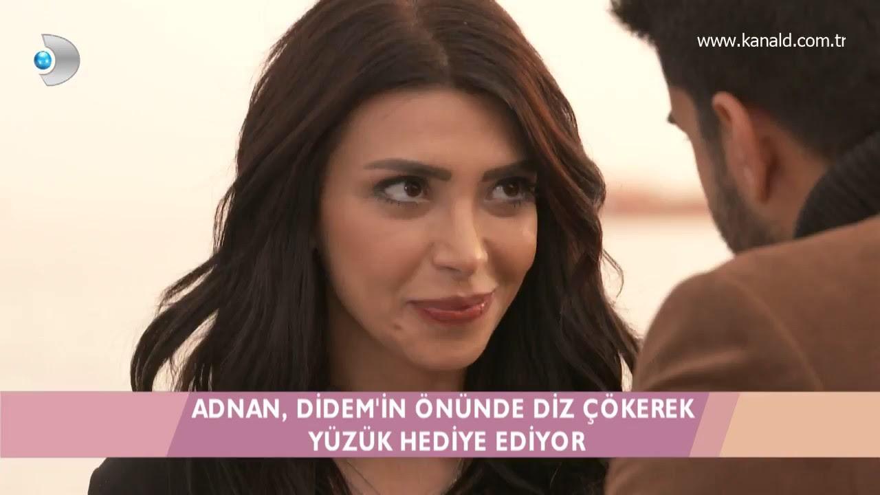 Kısmetse Olur - Adnan, Didem'e evlenme teklifi ediyor