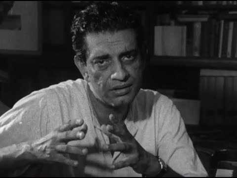 Conversation with Satyajit Ray | Gideon Bachmann | 1958 New York