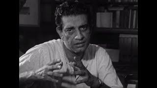 Conversation with Satyajit Ray | Gideon Bachmann | 1958 New York