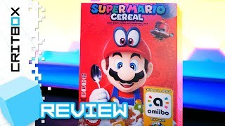 Super Mario Cereal Review
