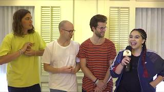 LANY Interview | By DJ Pani MET107