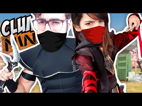 Clumsy Ninja - Addestriamo il ninja più imbranato di sempre!