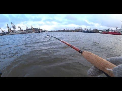 Вечерка после работы. Рыбалка на спиннинг март 2019