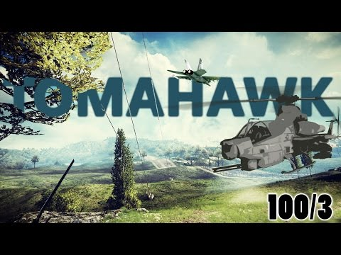 BF3: Caspian Piloting 100:3 w/ Tomahawk   By Petronas