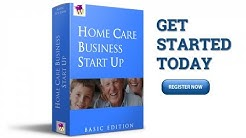 Starting A Home Health Care Agency Call (800) 280-3758   Raleigh Home Care Training