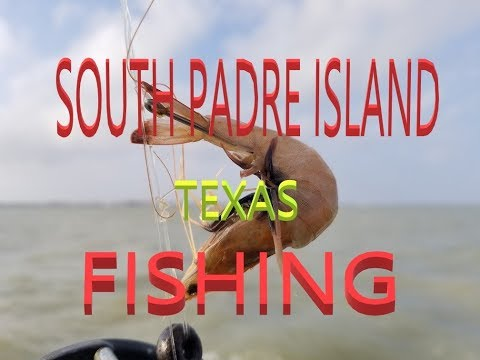 SOUTH PADRE ISLAND BAY FISHING WITH DANNY B FISHING CHARTERS