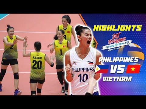 22-9-62   ASEAN Grand Prix 2019   ฟิลิปปินส์ - เวียดนาม