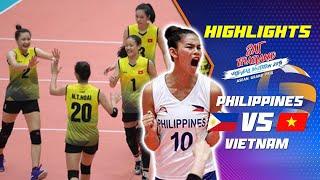 22-9-62 | ASEAN Grand Prix 2019 | ฟิลิปปินส์ - เวียดนาม