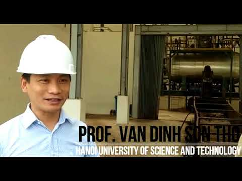 Hydrothermal Waste Treatment Technology in Indonesia - Prof. Van Dinh Son Tho (Vietnam)