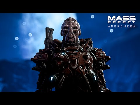 "MASS EFFECT™: ANDROMEDA ""Prepare for Platinum"" Teaser"