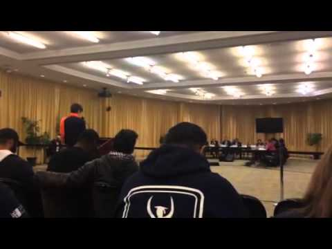 CUNY Divest Action: Board of Trustees Public Hearing Nov 16, 2015