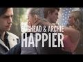 watch he video of Betty & Jughead [+Archie] - Happier