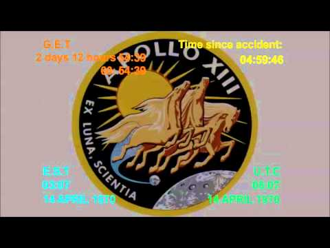 Apollo 13 Accident - Flight Director Loop Part 4