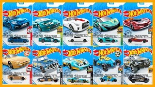 Hot Wheels News - 2020 C Case Cars and Upcoming Releases