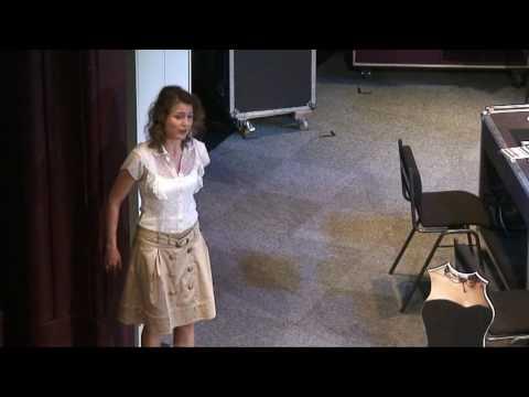 Zauberflöte Pamina Aria 'Ach Ich Fuehl's' By Simone Riksman