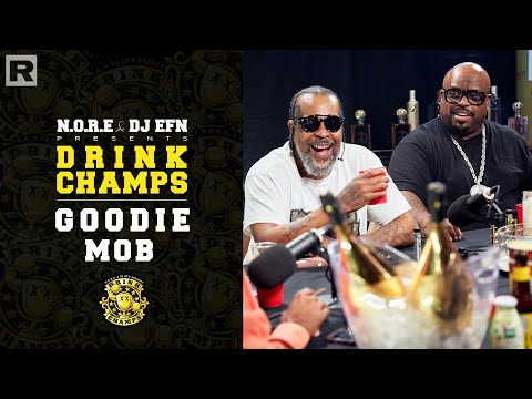 """Goodie Mob On Their Iconic Album """"Soul Food,"""" Atlanta, Dungeon Family & More 