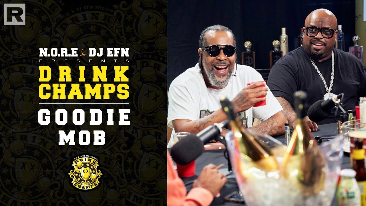 "Goodie Mob On Their Iconic Album ""Soul Food,"" Atlanta, Dungeon Family & More 