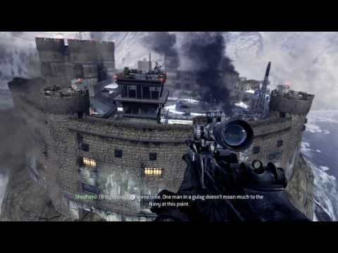 COD: Modern Warfare 2 Prisoner #627
