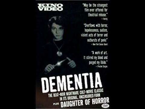 MOVIES FROM A-Z: DEMENTIA (1955)