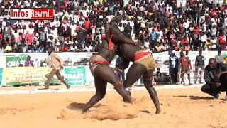 Cheikh Mbaba 2 contre Baba Ndew