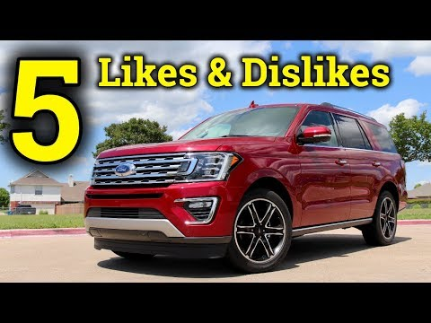 2019 Ford Expedition | Here's What's Good & Bad After 1 Week!
