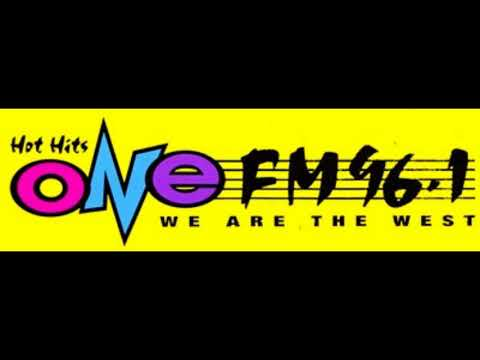 ONE FM 961 Station ID&39;s 1992-1995