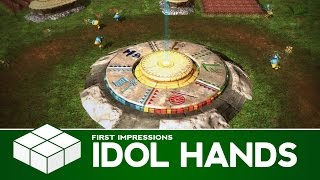 Idol Hands | PC Gameplay & First Impressions