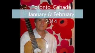 A la Luz de la Luna - starring JERRY GITANO - Toronto, Canada