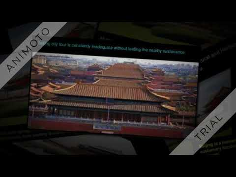 Beijing City Tour- The Best Cultural and Heritage Tour for You