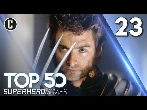 Download Youtube: Top 50 Superhero Movies: X-Men - #23