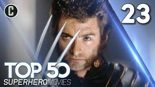 Top 50 Superhero Movies: X-Men - #23