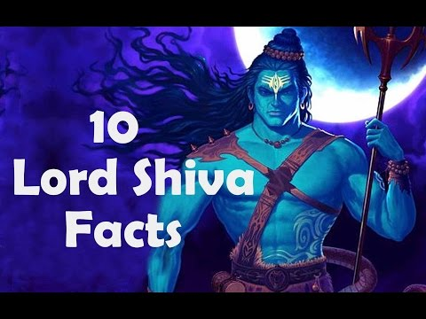 Shiva facts for kids