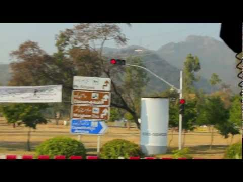 Islamabad City HD Travel Video