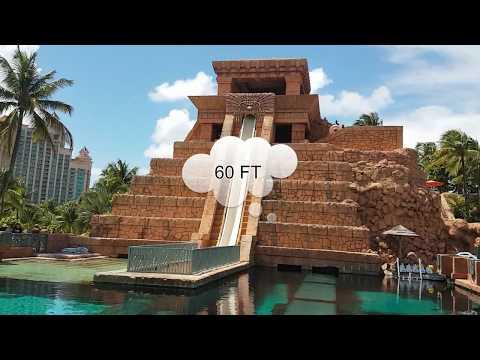 Atlantis Nassau Bahamas Aquaventure Water Park Bahamas Vlog