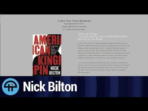 Nick Bilton: Why American Kingpin?