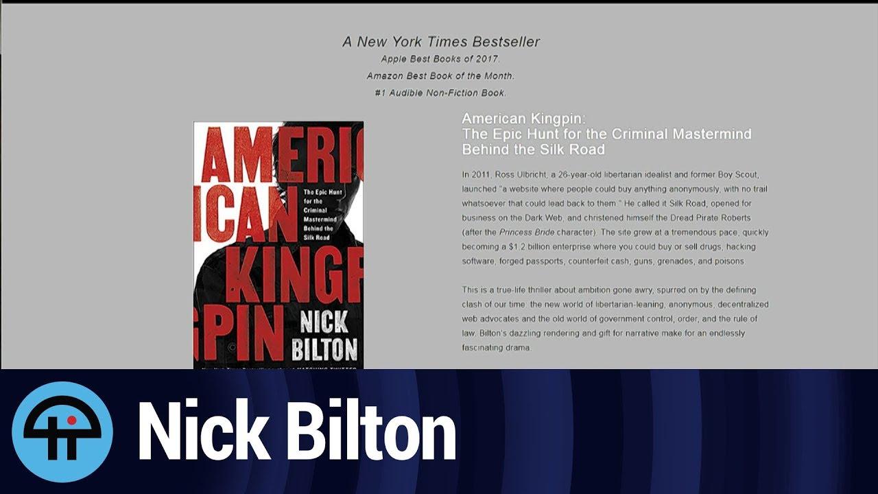 Nick bilton books