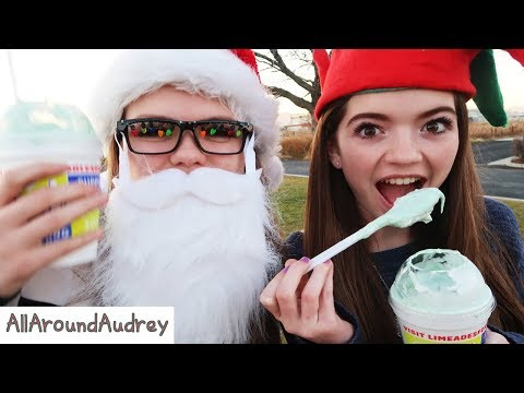 BATTLE OF WITS - Christmas MilkShake / AllAroundAudrey